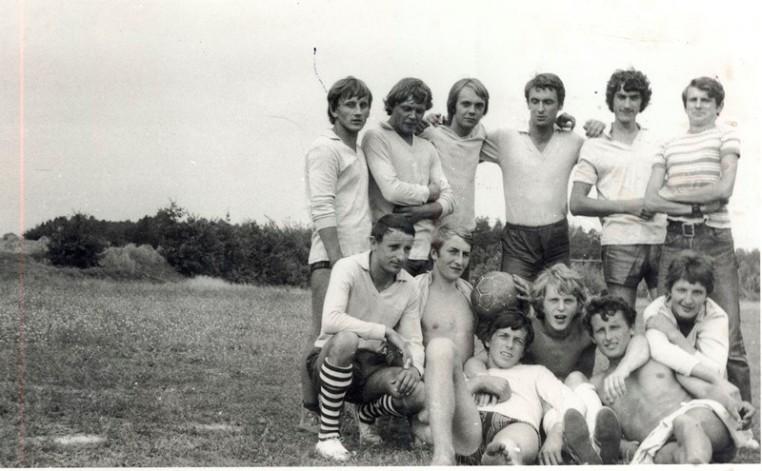 LZS Patków, lata 60-te