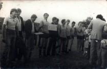 LZS Patków, 1982 Mecz o Puchar Przewodniczącego ZMW, Patków vs. Niemojki 8:1