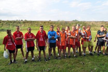 Zwycięzcy turnieju z 2010 roku: LZS Patków
