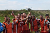 Zwycięzcy turnieju - LZS Patków