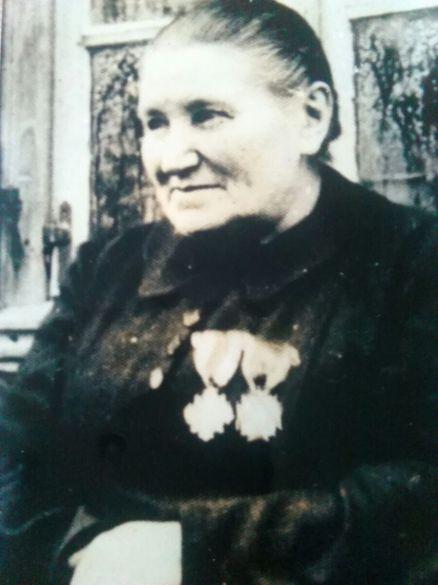 Rozalia Baranczuk 1874 - 1965 Patków