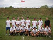 LZS Patków - drużyna młodych 2008 r.