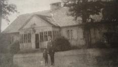 Patków Józefów - Arkadiusz Grodzicki z synem Stefanem 1892 r.