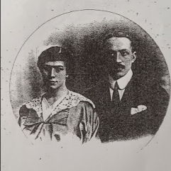 Krystyna i Tadeusz Kopciowie