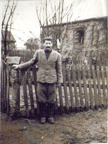 Adam Dmitruk vel Gmitruk, ur. w 1875, zm. 12.05.1962 r. w Patkowie