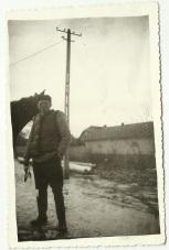Julian (Tolek) Kuźma zdj. z 2-giej polowy lat 60-tych;