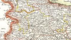 Mappa jeneralna województwa podlaskiego ułożona według naylepszych źródeł przez Juliusza Colberg 1827