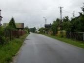 Droga w kierunku Niemojek