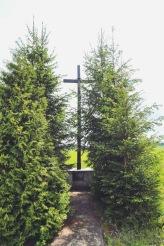 Krzyz z okazji 550 lecia parafii