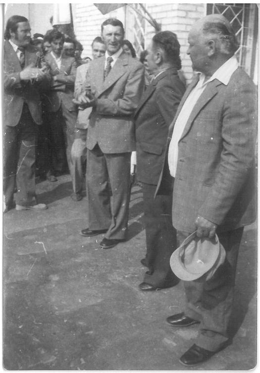 Otwarcie przystanku w Patkowie - 7 maja 1977 r.