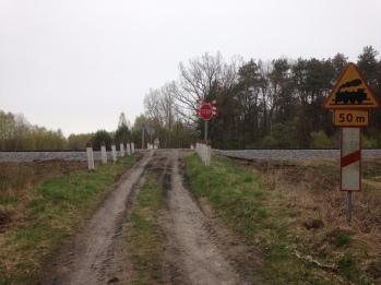 Remont linii nr 31 w Patkowie1
